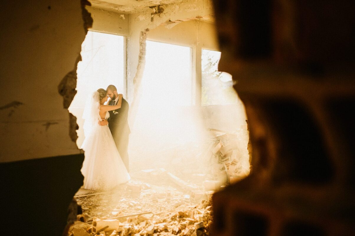 фотрограф за сватба София 2021